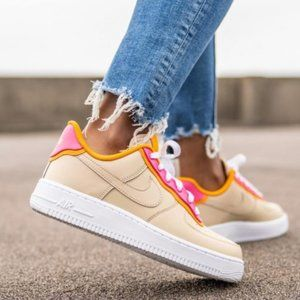 🌸 NIKE Air Force 1 Sneakers Shoes New